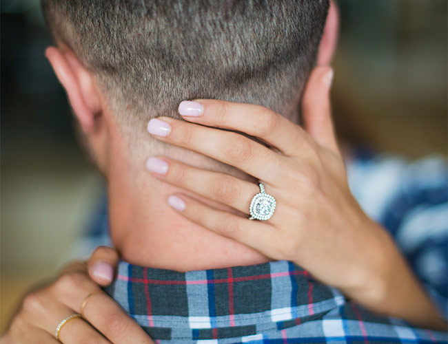 Designing the Perfect Engagement Ring Online Is Easy (and Cheaper Than Going to a Store)