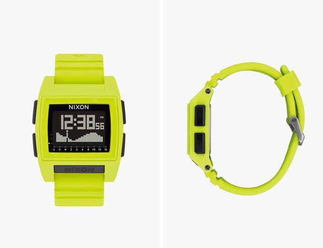 Nixon's Durable New Watch Is the Go-To of Pro Surfers