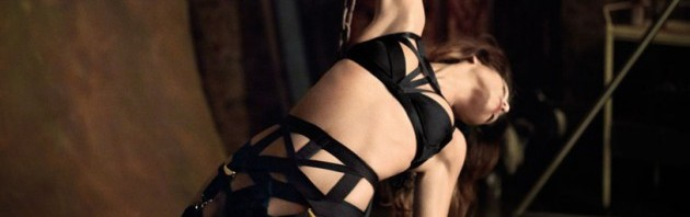 Sx-Z | Agent Provocateur Fall/Winter 2012 Campaign