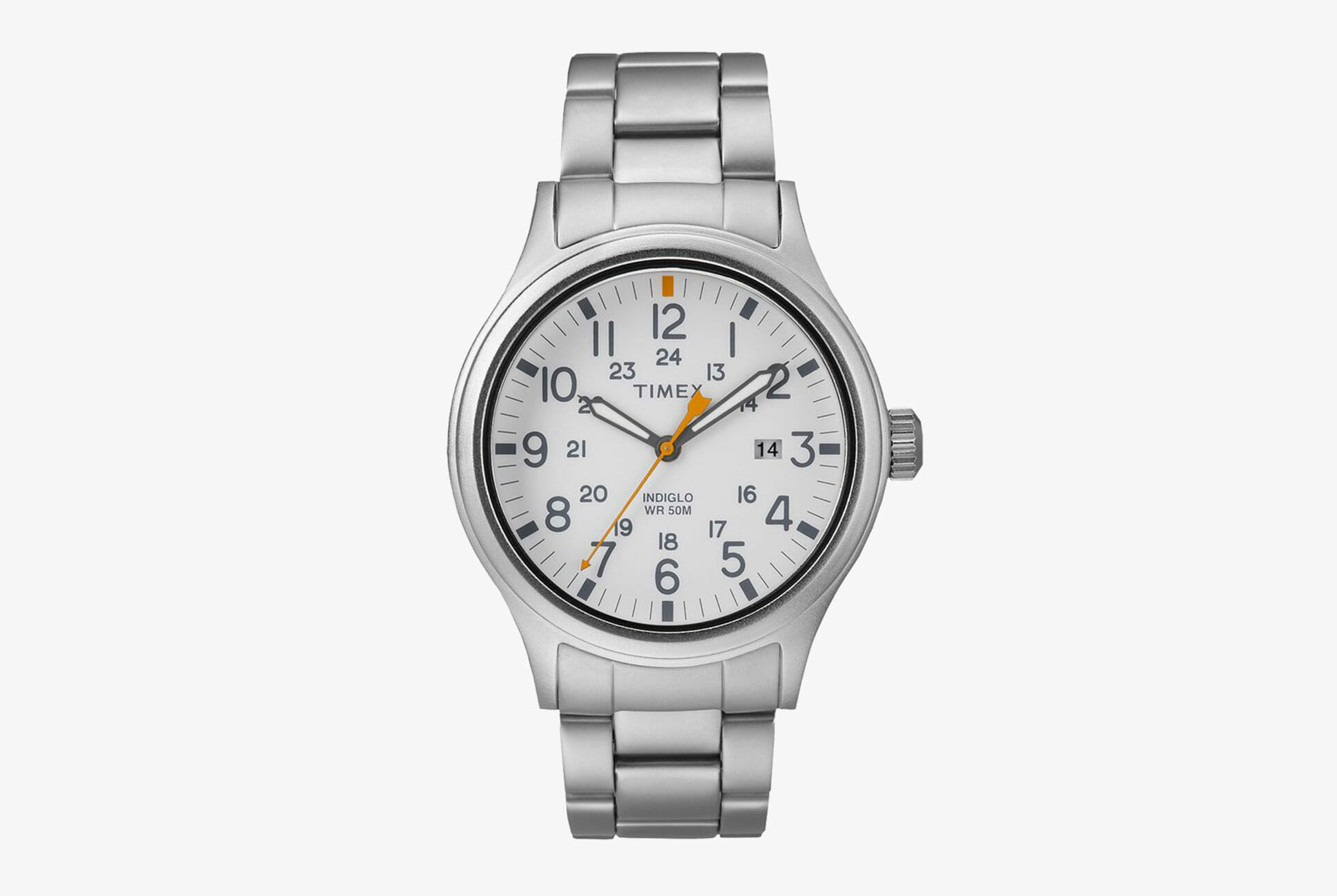 2d31a22656 Save 50%: Having made numerous field watches in the 1980s, it isn't  surprising that Timex has called upon these original pieces in designing  many of its ...