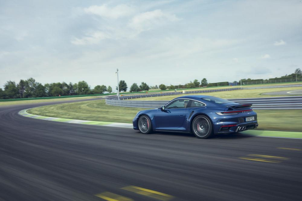 2021 Type 992 Porsche 911 Turbo S