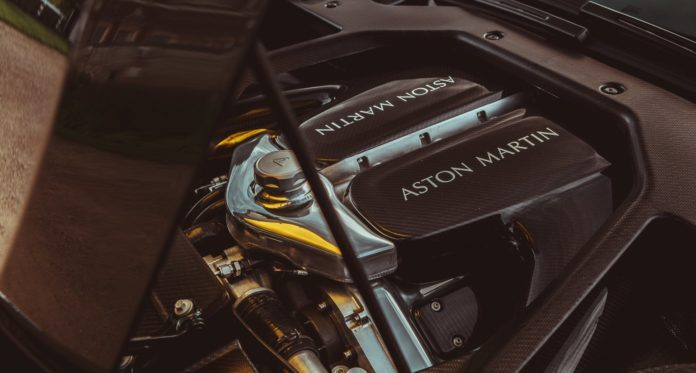Aston Martin Victor Engine