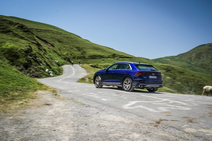 Audi SQ8 TDI Review