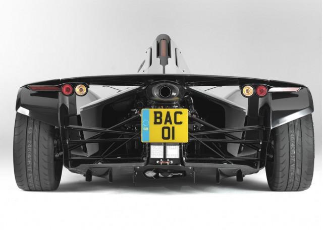Sx-Z   BAC Mono lightweight roadster