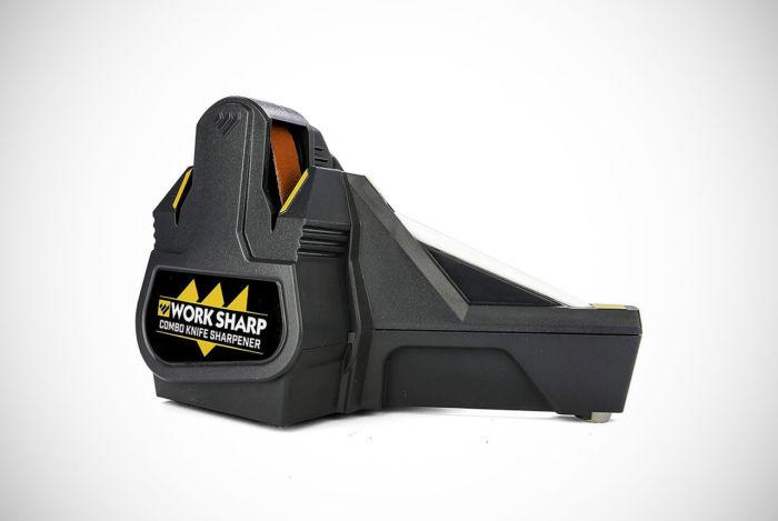 Work Sharp Pocket Knife Sharpener For Workshops