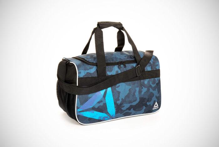 Reebok Warrior II Small Duffel Bag