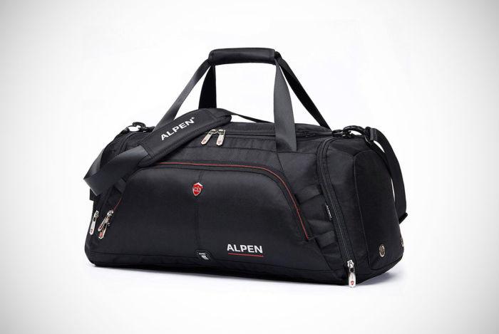 Swiss Alpen Cervino Duffel Bag