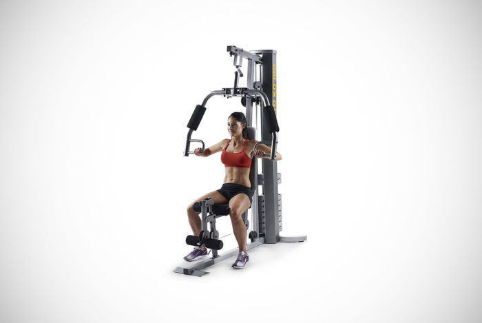 Gold's Gym Home Workout System
