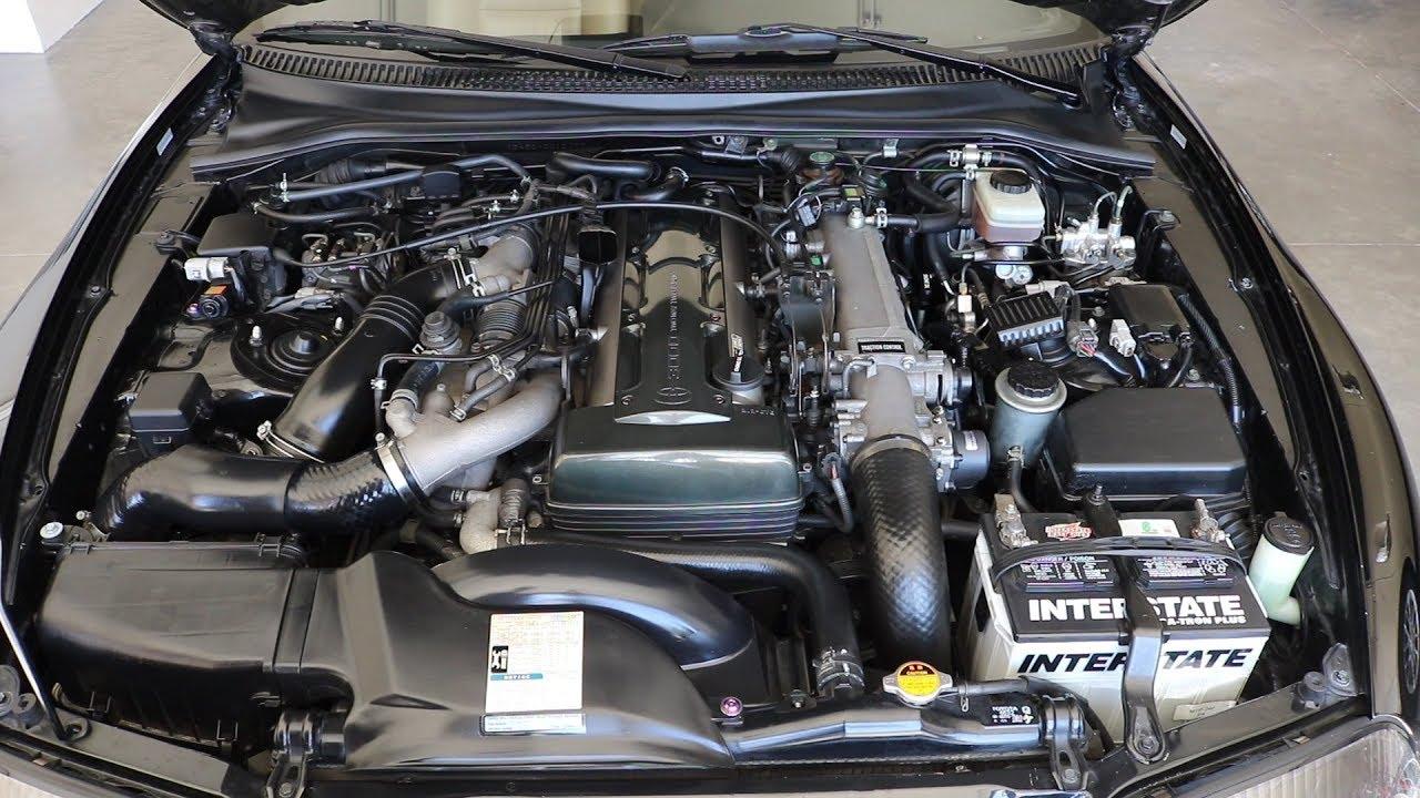 Toyota 2JZ-GTE engine