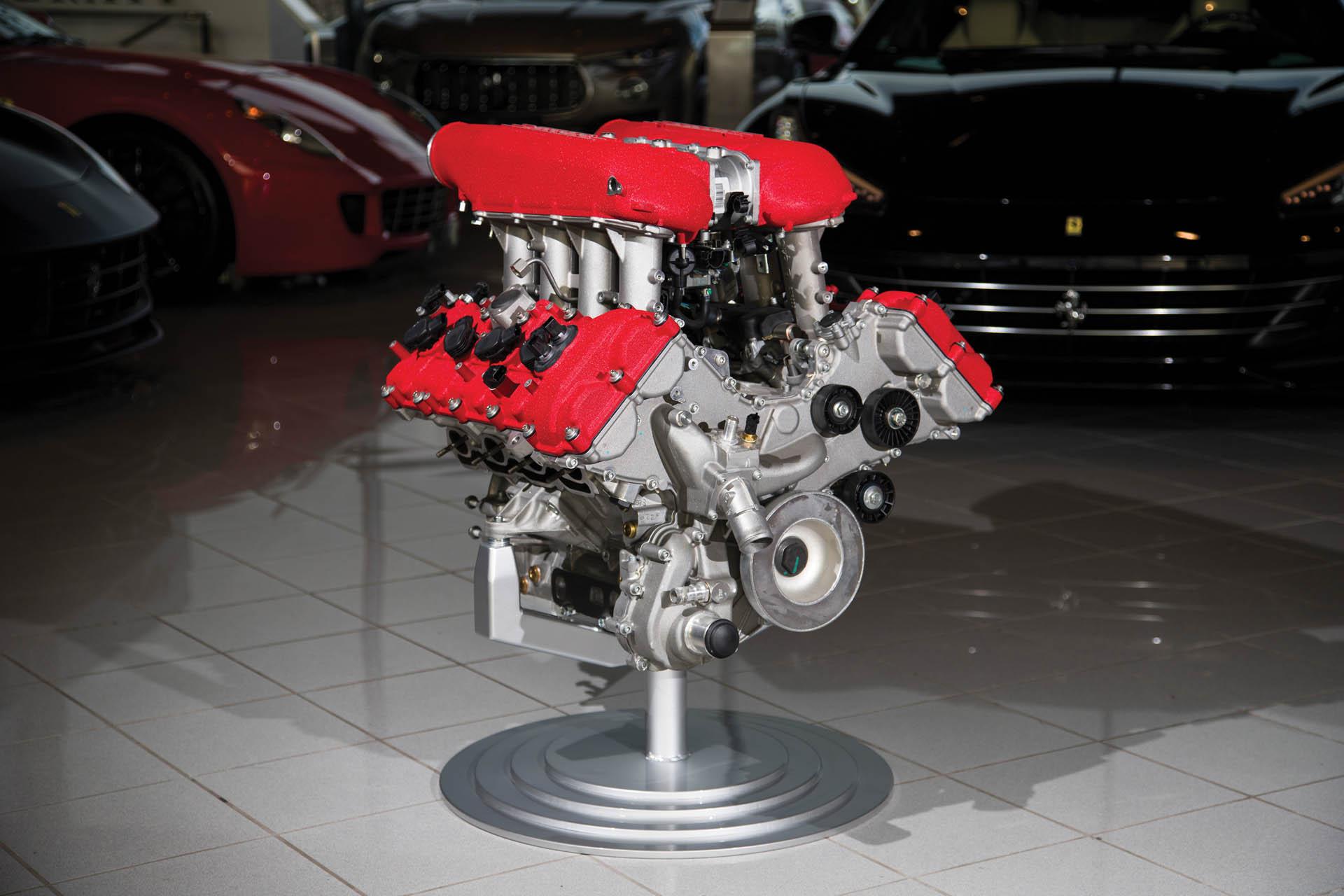 Ferrari F136 Engine