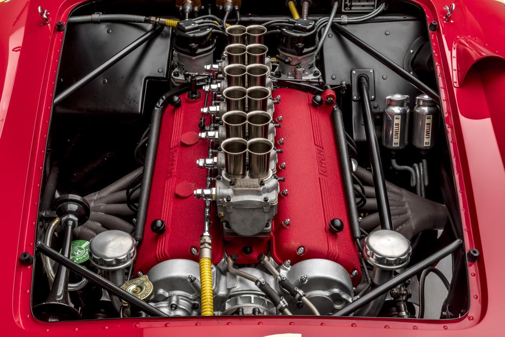 Ferrari Colombo V12 Engine