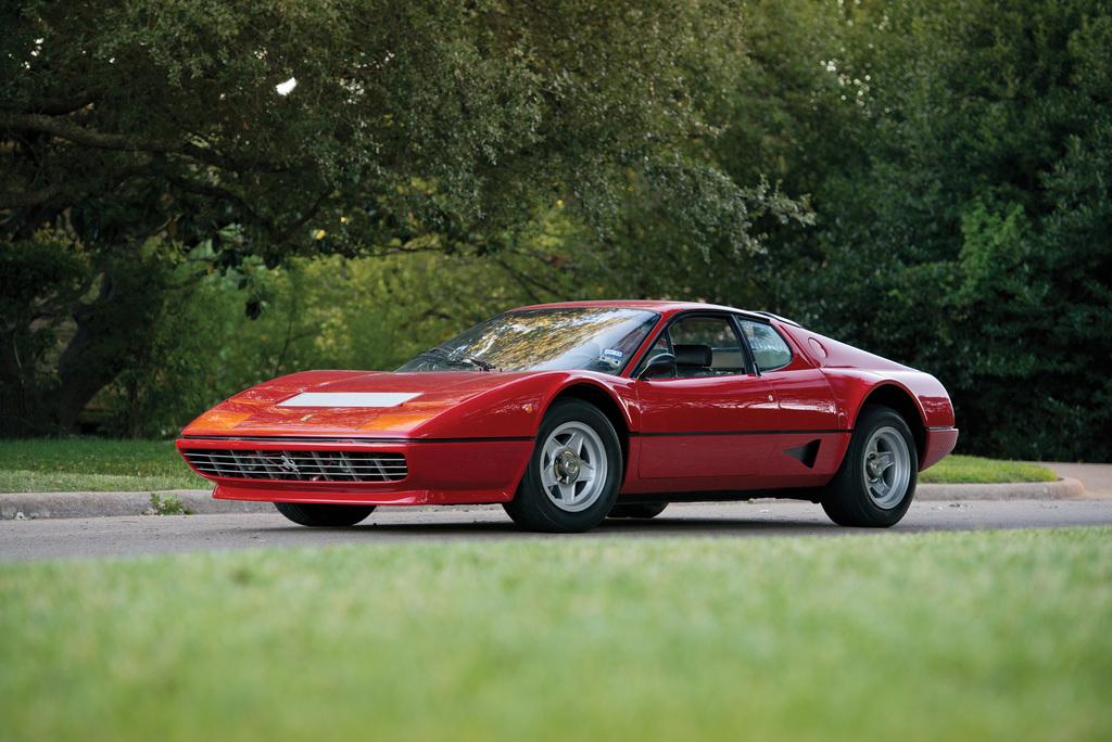 1976→1981 Ferrari 512 BB