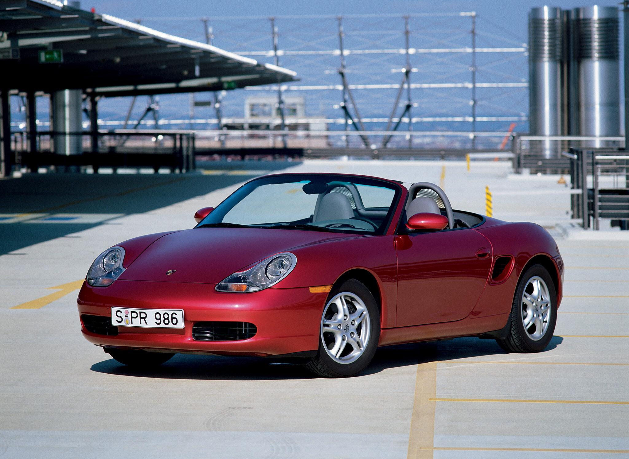 1996 Porsche Boxter