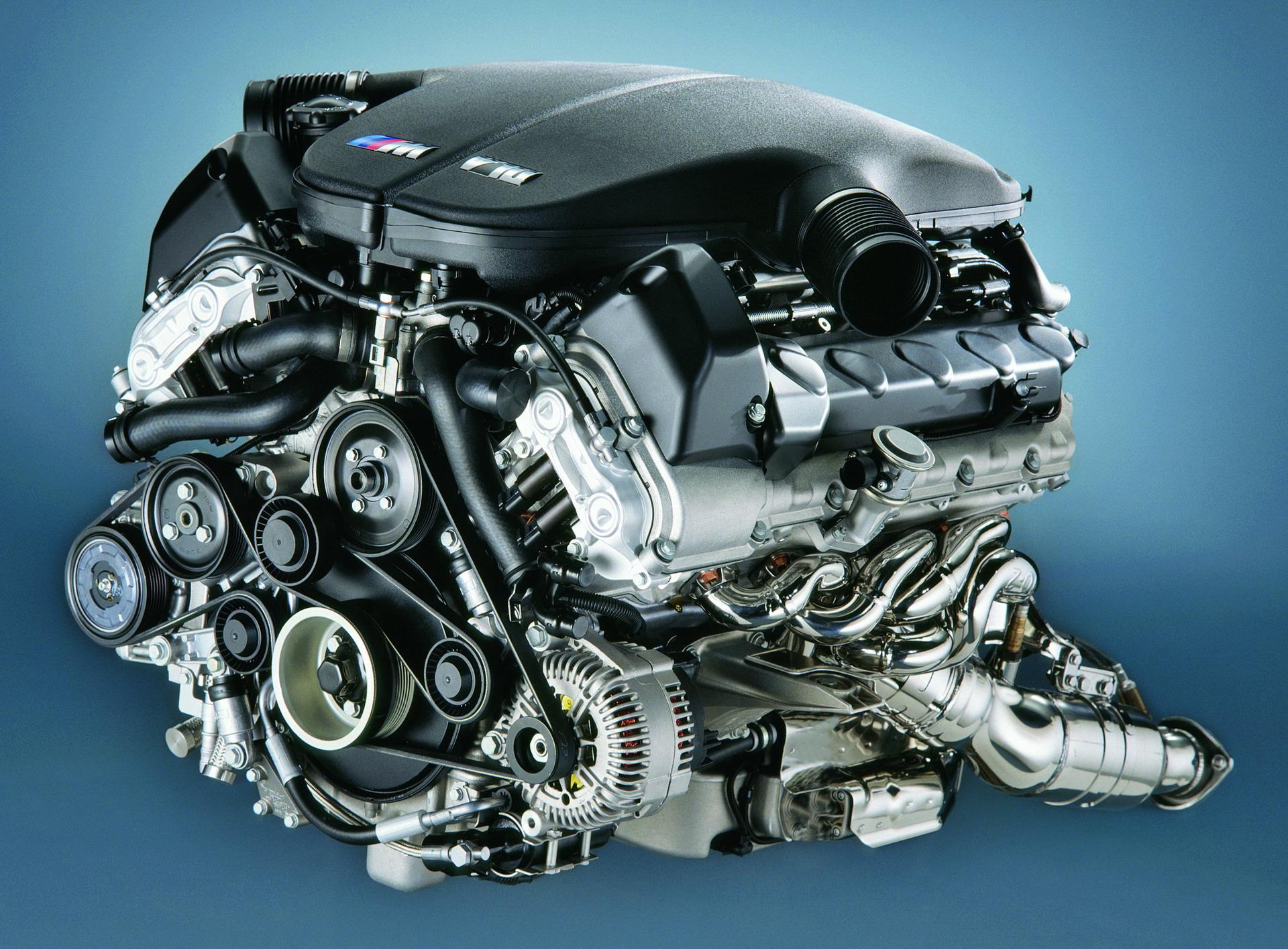 BMW M5 V10 (S85) Engine