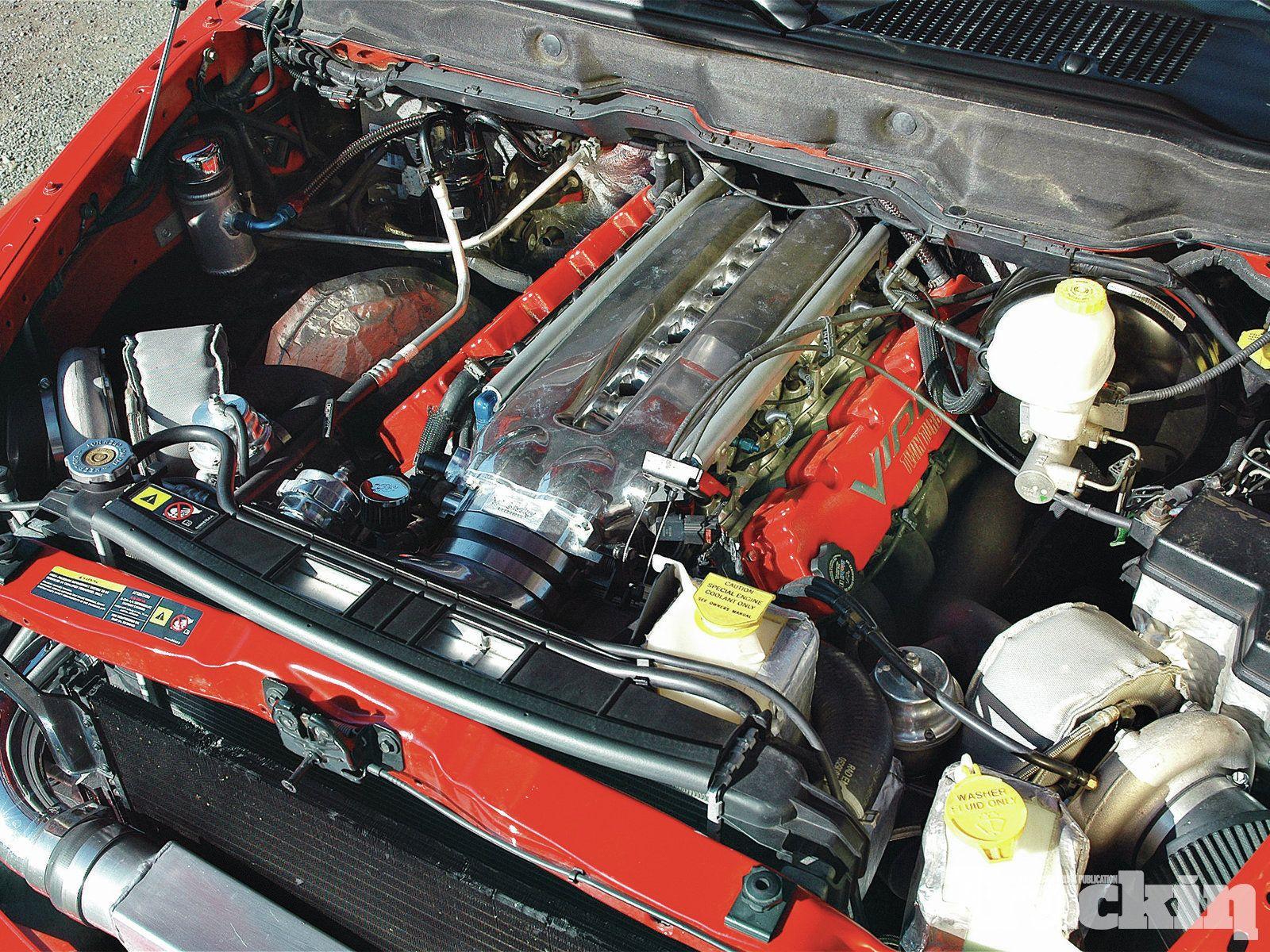 Dodge Ram SRT-10 8.3L V10 Engine