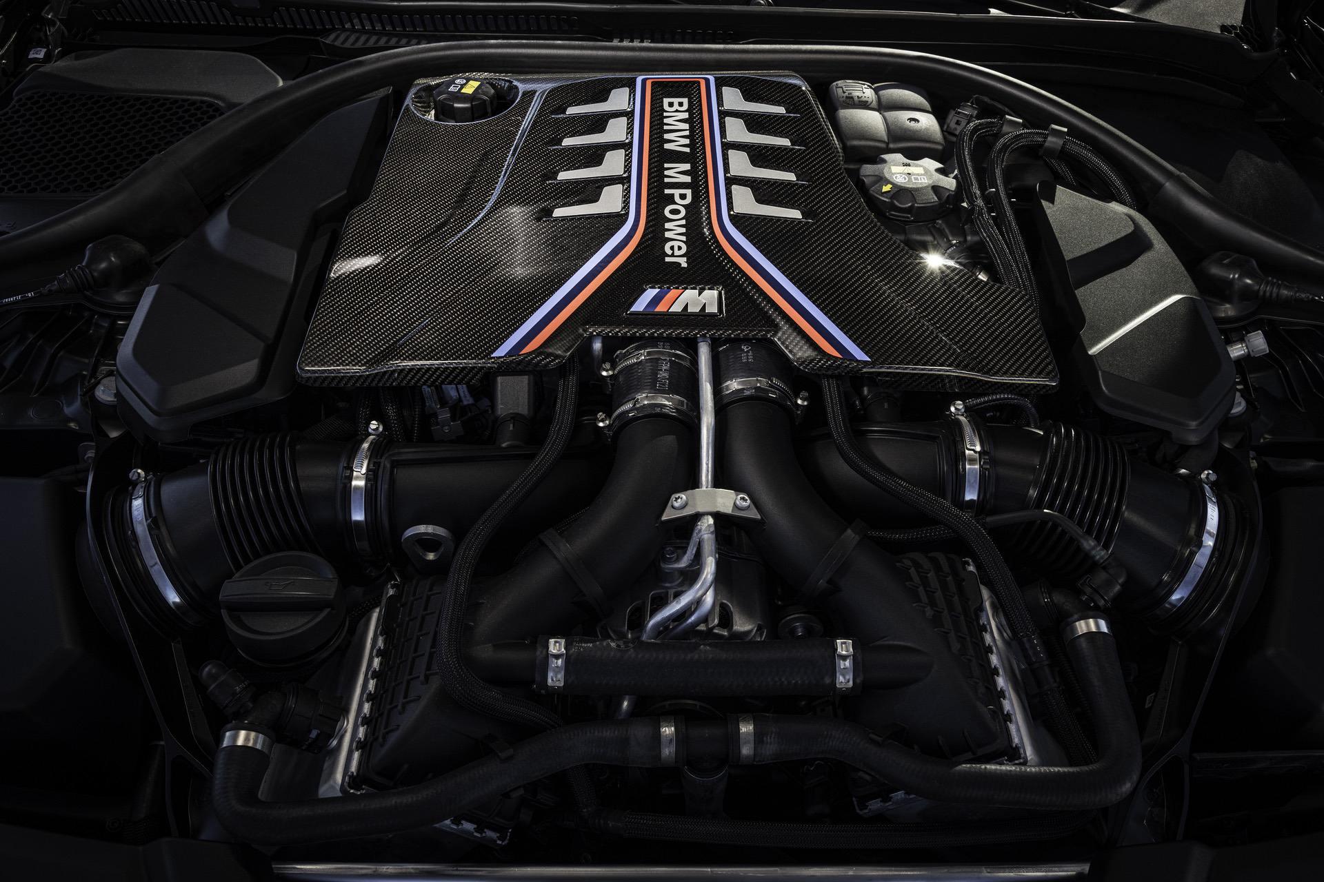 BMW S63 Engine