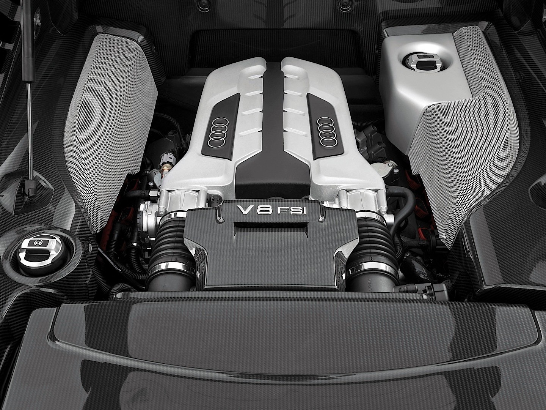 Audi 4.2L FSI Engine