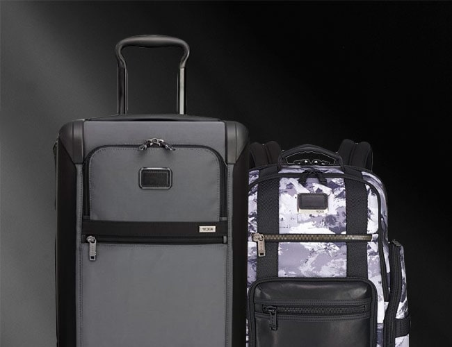 Tumi Is Discounting Prices by 40% for Black Friday
