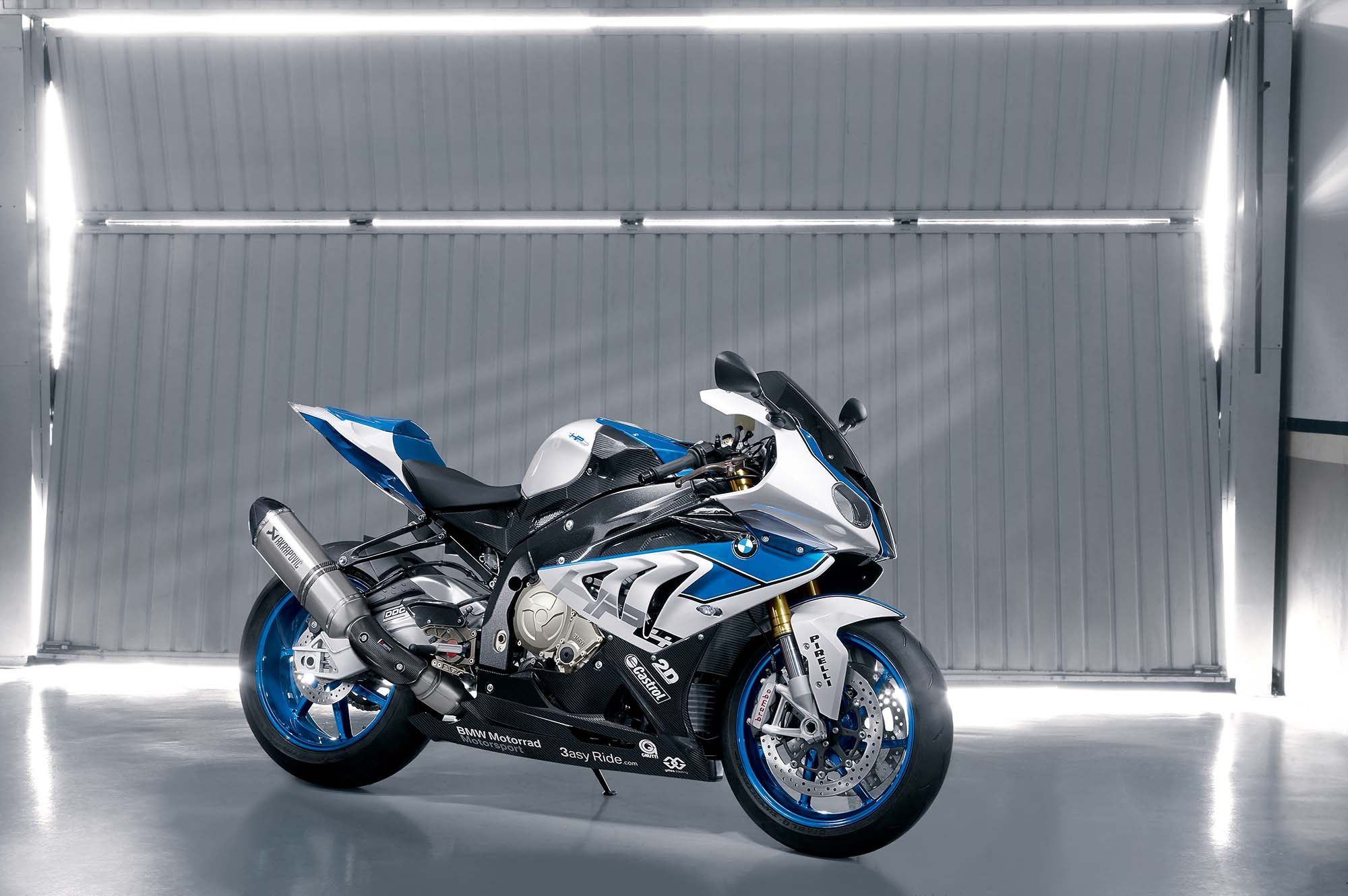 Sx-Z   BMW HP4 Based On The S 1000 RR