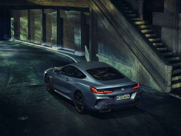 BMW M850i Coupe First Edition