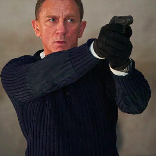bond sweater