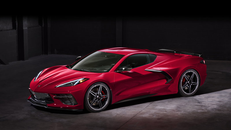 C8 Chevy Corvette Z06 rumored to get 800 hp and 700 lb-ft ...