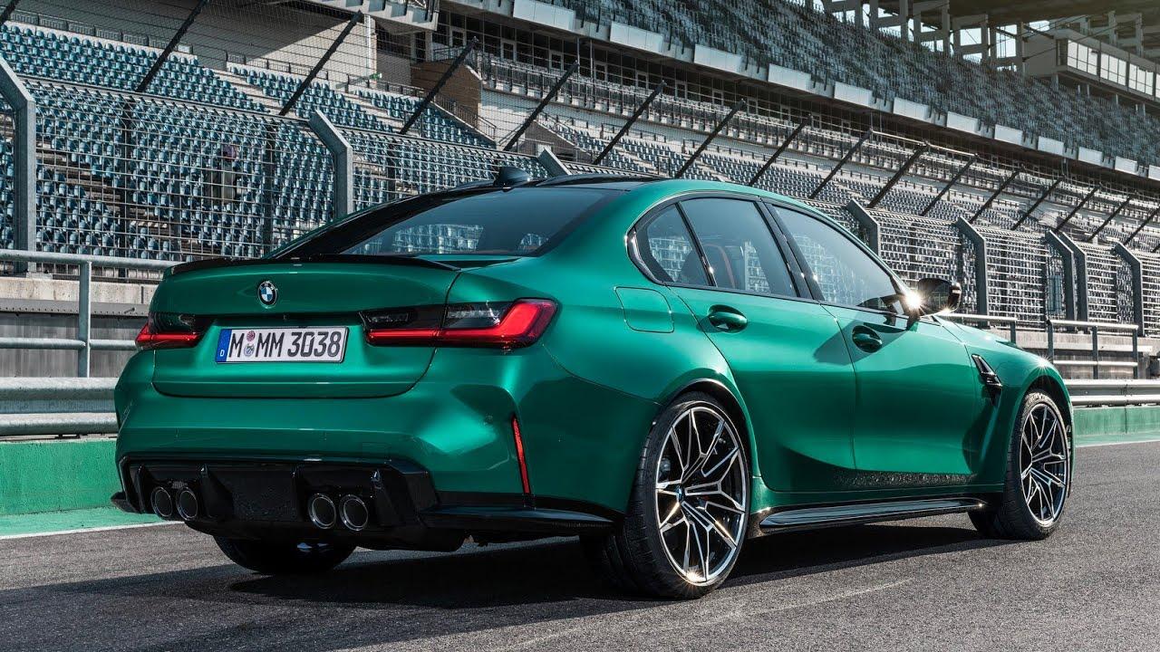 2021 BMW M3 Comp