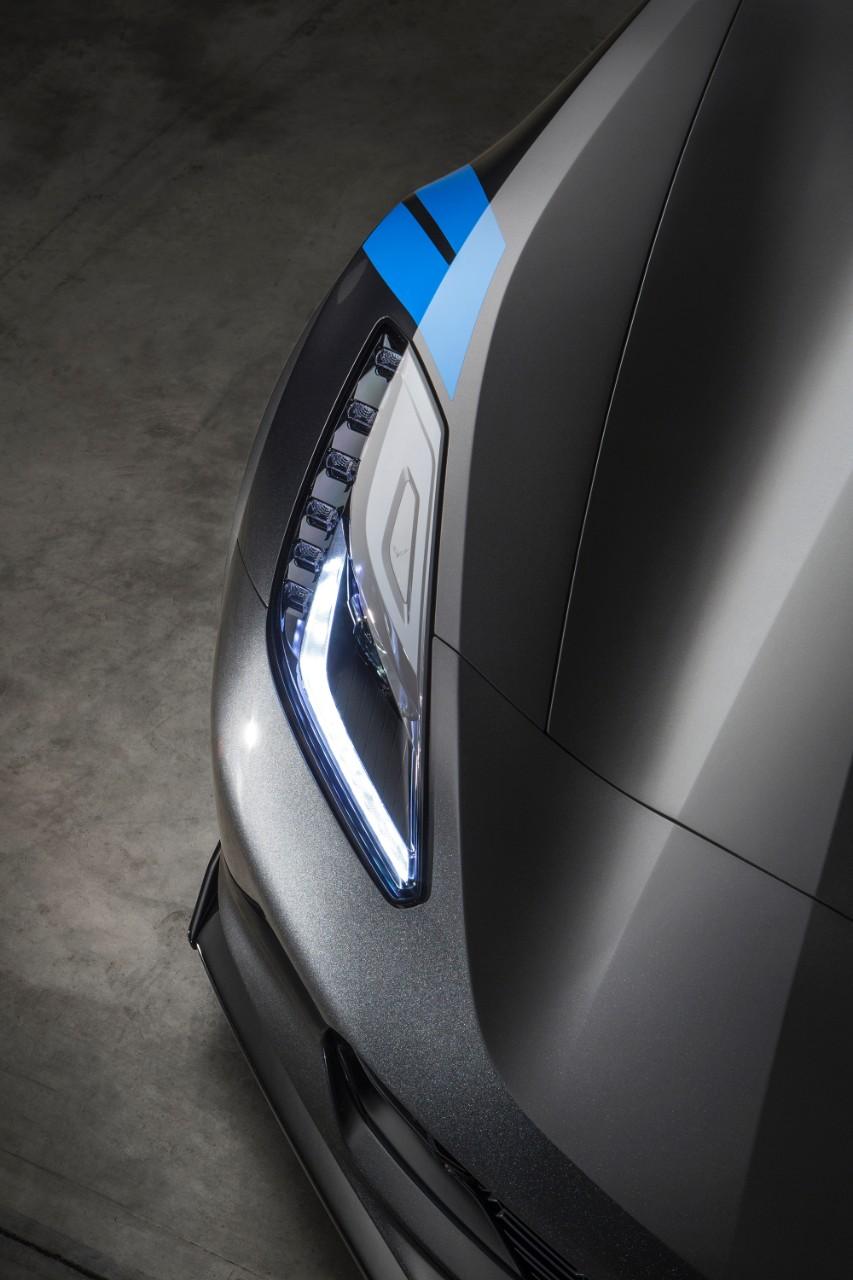 2017 Corvette C7 Grand Sport Collector Edition