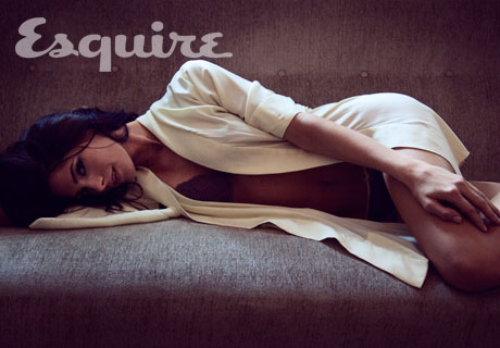 Sx-Z | Ashley Greene for Esquire