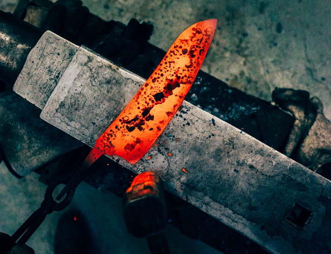 America's Most Celebrated Knife Maker Is Just Getting Started