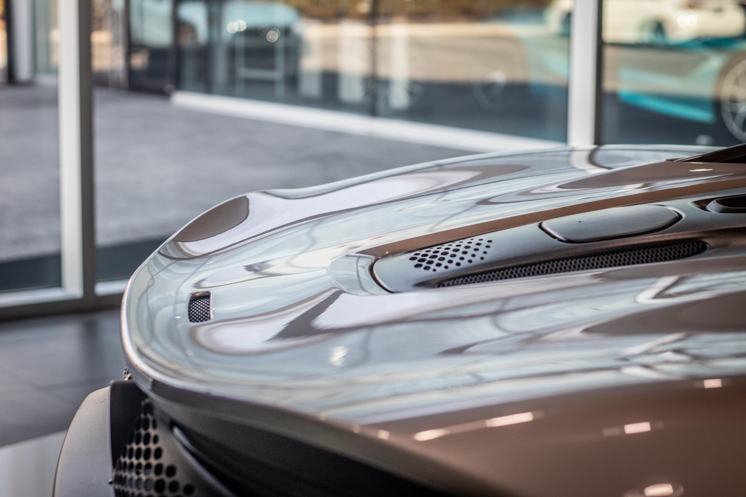 2021 McLaren Artura Tail