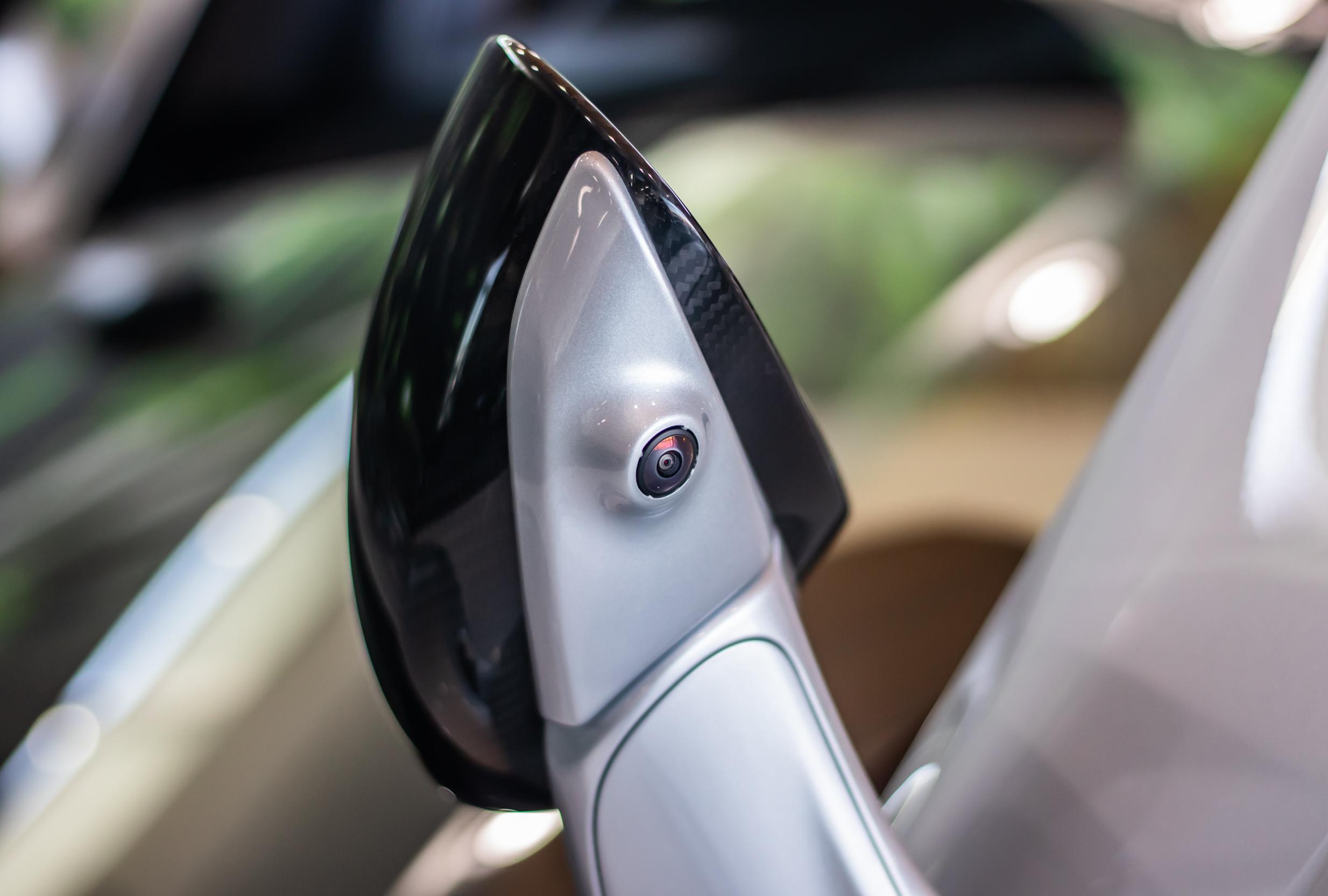 2021 McLaren Artura Mirror