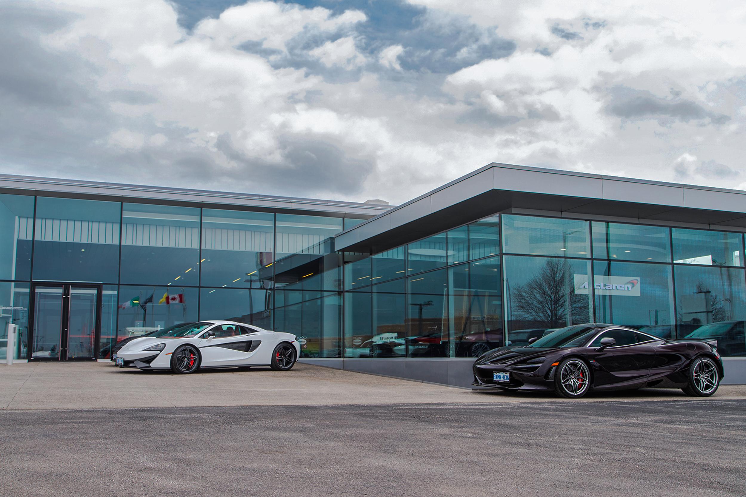 Pfaff McLaren Toronto