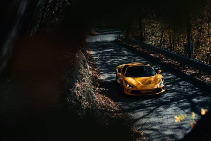 Ferrari F8 Spider GTspirit 91
