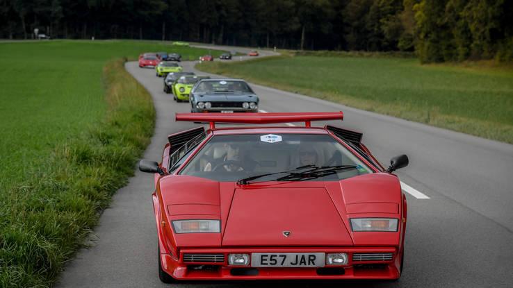 Lamborghini ConcoursLamborghini Concours
