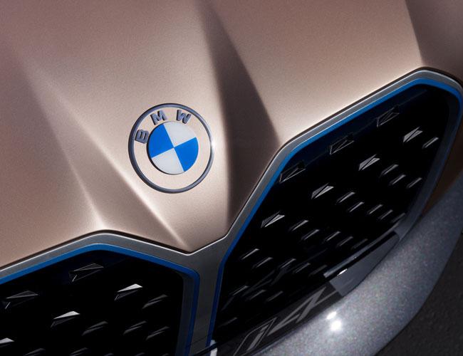 BMW new logo