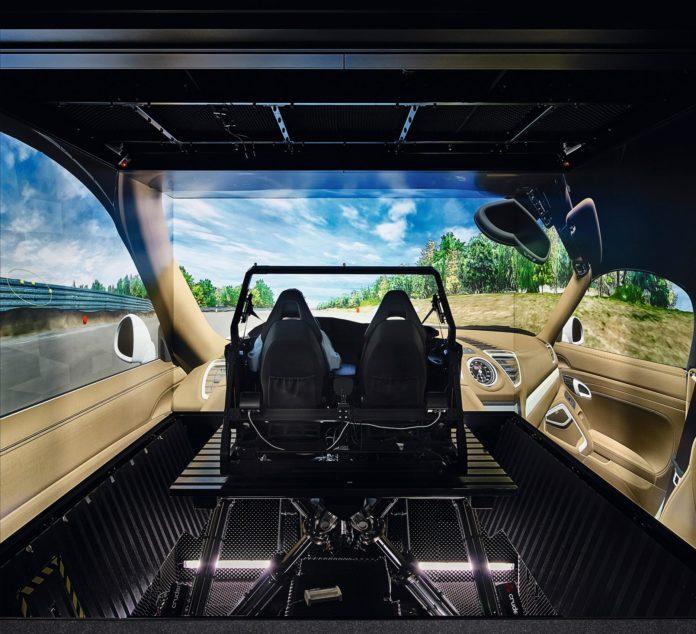 Porsche Macan Full Electric interior