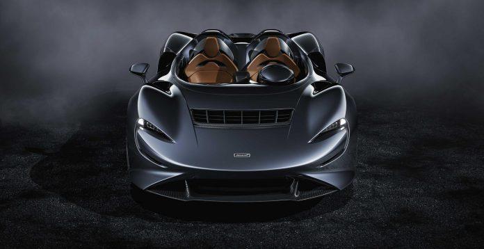 McLaren Elva Front