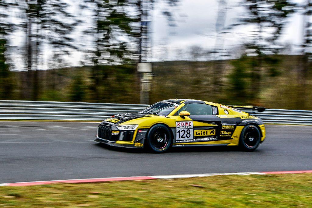 Giti tire Audi R8