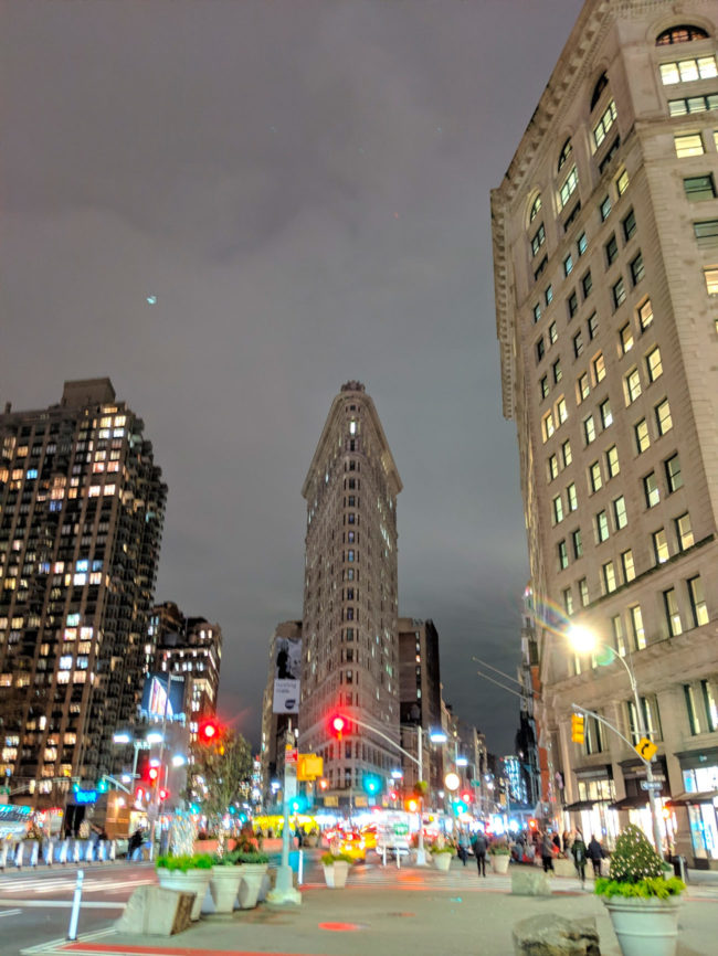 Google's Pixel 3 Is Revolutionizing Low-Light Photography