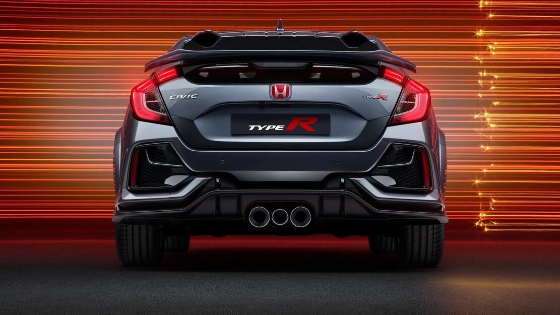 Honda Civic Type R Sport Line Rear