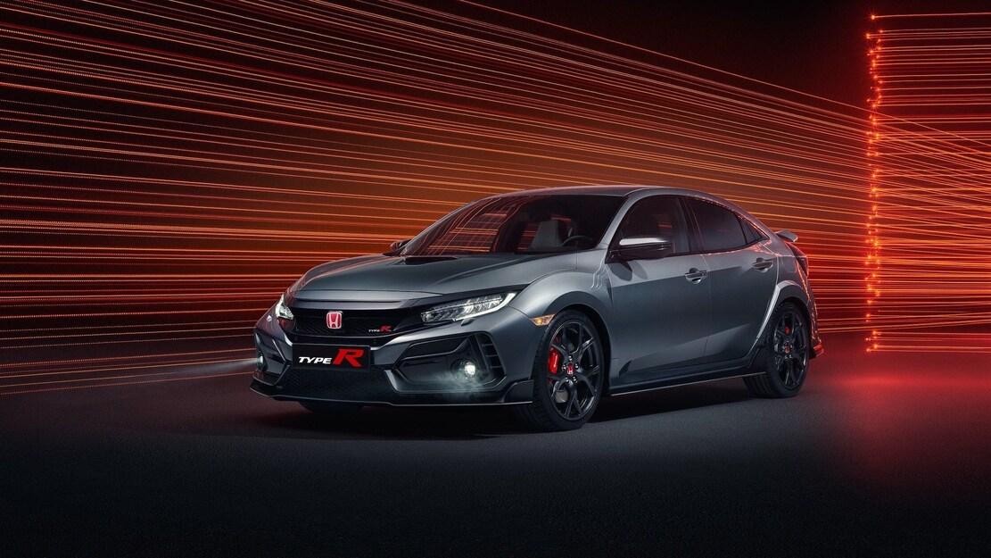 Honda Civic Type R Sport Line Side