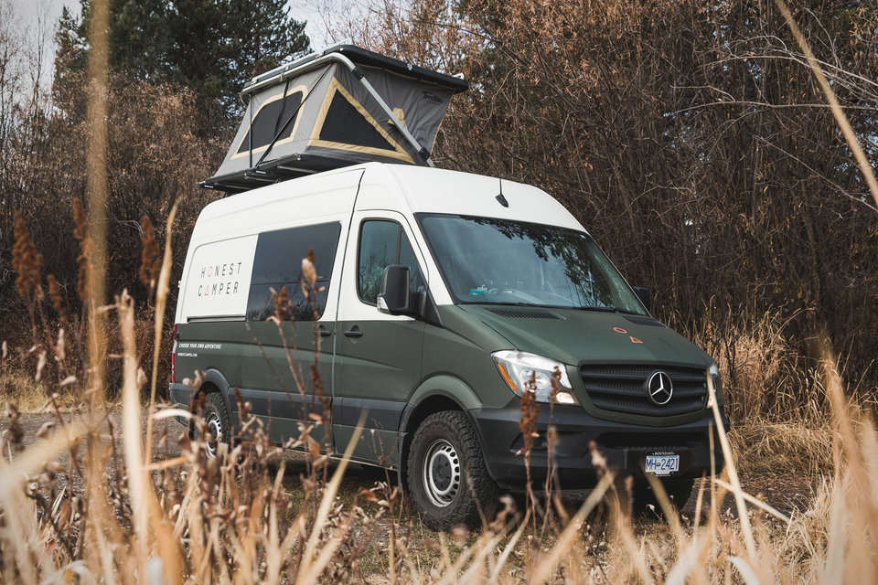 Honest Camper Van Rentals