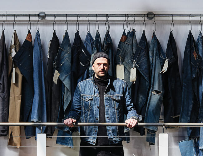 Can Better Denim Change the World? Levi's Is Betting on It