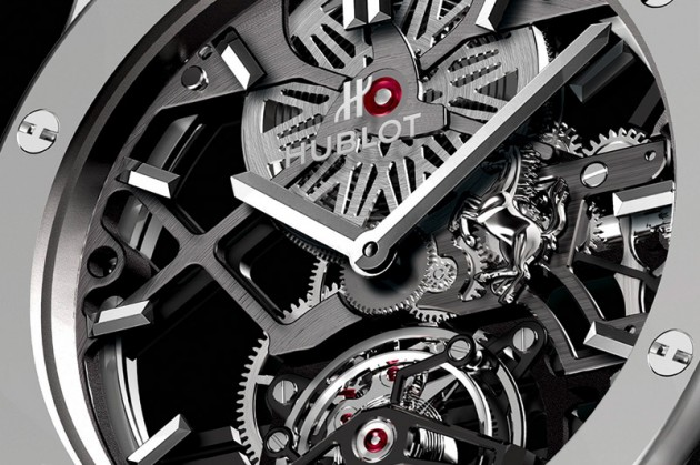 Sx-Z | Hublot Classic Fusion Tourbillon Skeleton Ferrari 250 GTO Limited Edition