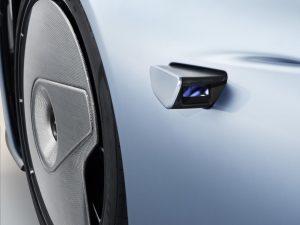 McLaren Speedtail Door Handles