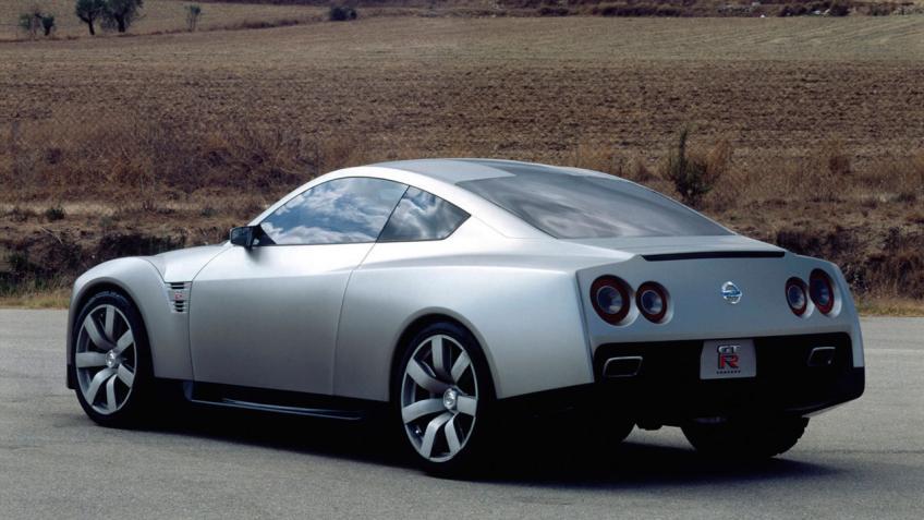 2001 Nissan GT-R Concept