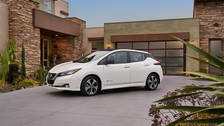 Nissan Leaf: 5 things we like about Nissan's new EV