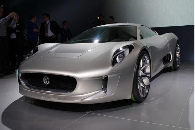 Jaguar Cancels C X75 Supercar Project