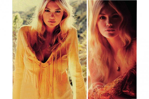 Sx-Z | Kate Upton for GQ Italy August 2012